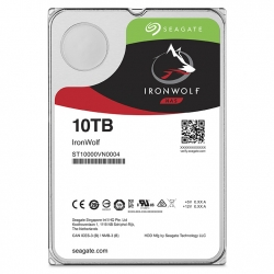 Dysk 10TB Seagate IronWolf ST10000VN0004
